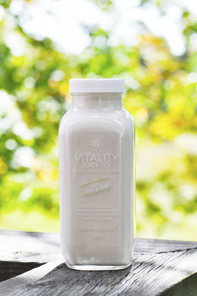 Try this Canadian made Hemp Mylk! An awesome plant based protein beverage that is a great alternative to milk.