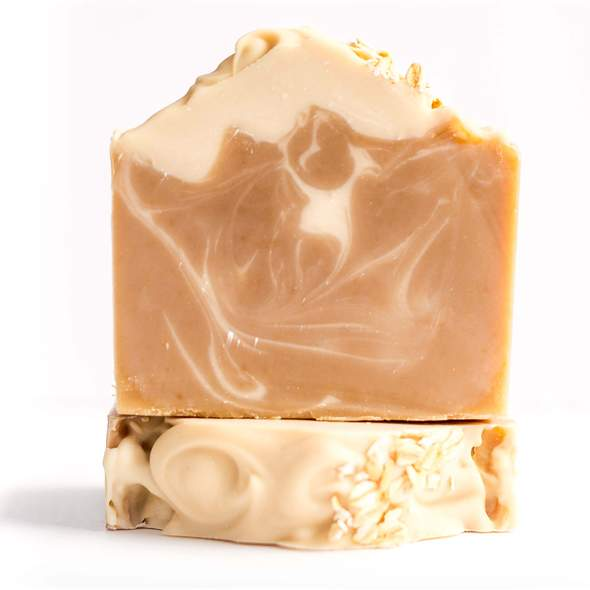 Honey Oat Hemp Soap - The Hemp Spot
