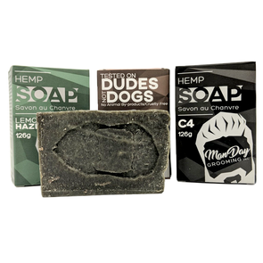Mens Hemp Soap - The Hemp Spot