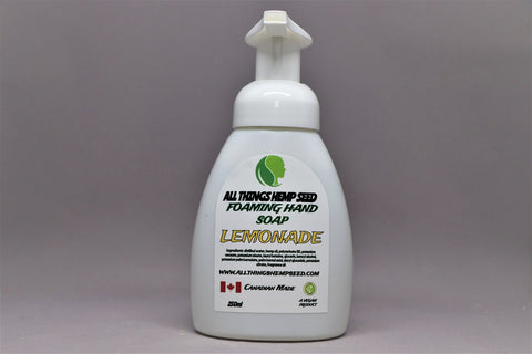 Foaming Hand Soap - The Hemp Spot