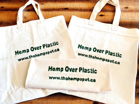 Organic made Hemp Tote Bags. Help replace plastic with these Hemp Tote Bags.