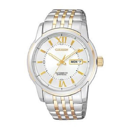 Citizen Ladies Sapphire Crystal Automatic 100M W/R
