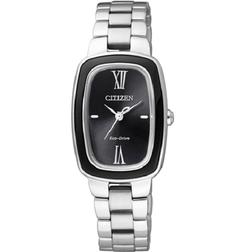 Citizen Ladies Eco-Drive 50M W/R Black