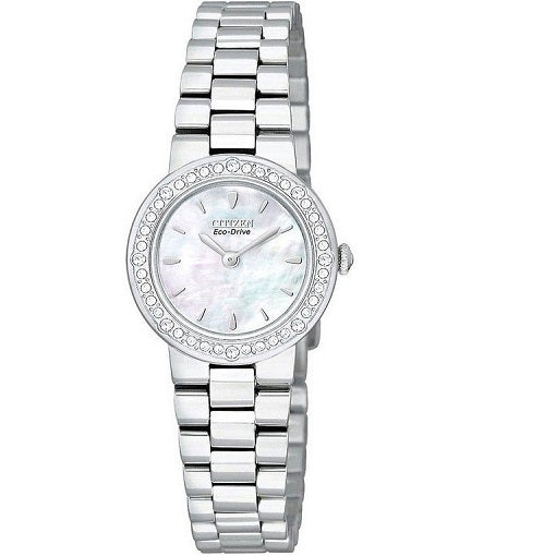 Citizen Ladies Eco-Drive Swarovski Crystals W/R