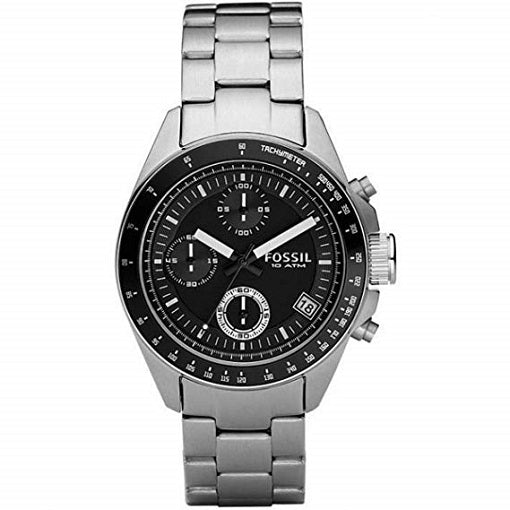 Fossil Mid Size Chronograph 100M W/R