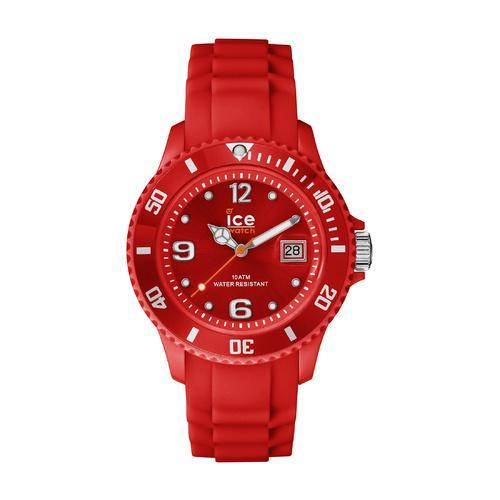 Ice Sili Forever Red Mini 28mm Case 100m W/R