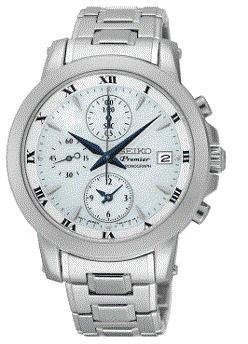 Seiko Ladies Quartz Premier 100M Chronograph