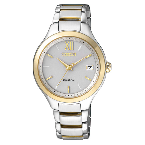 Citizen Eco-Drive Ladies 2 Tone 100M W/R