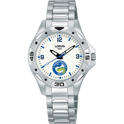 Lorus NRL Eels Ladies Sports 50M Water Resistant