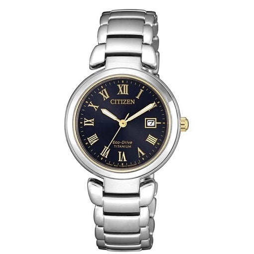 Citizen Ladies Eco-Drive Titanium W/R 50M