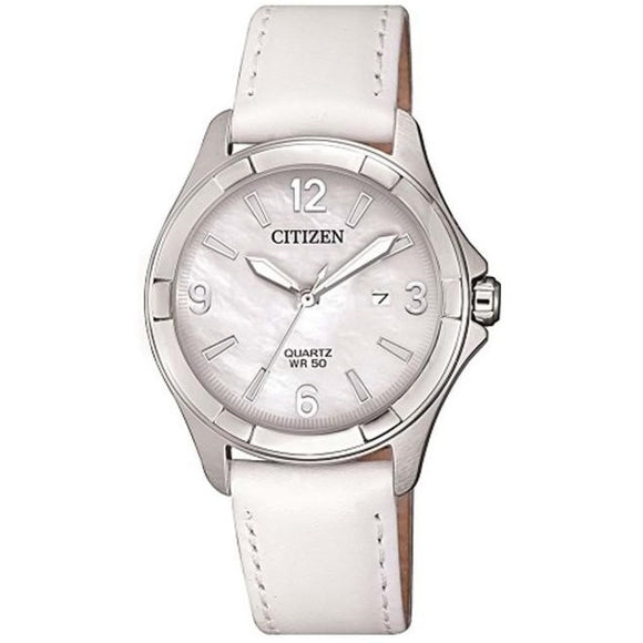 Citizen Ladies Quartz Strap 50M Water Resistant