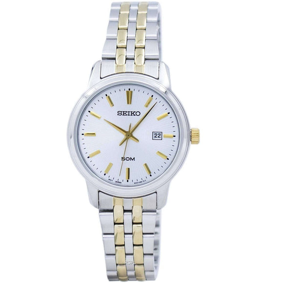 Seiko Ladie 2Tone 50M Daywear Watch