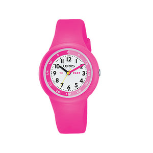 Lorus100m Pink Time Teacher