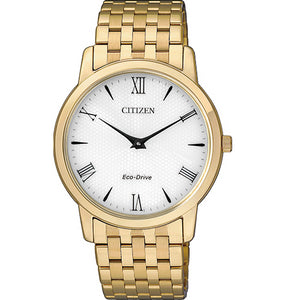 Citizen Gents Eco-Drive Super Thin Sapphire Crystal W/R