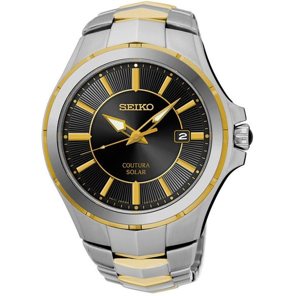 Seiko Mens Coutura Sports 100M Water Resistant