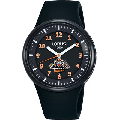 Lorus NRL West Tigers 100M Water Resistant
