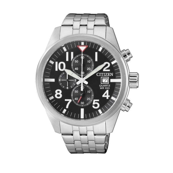 Citizen Gents Chronograph 100M Water Resistant