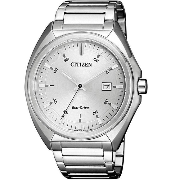 Citizen Gents Eco-Drive Stainless Steel Blt Wr100