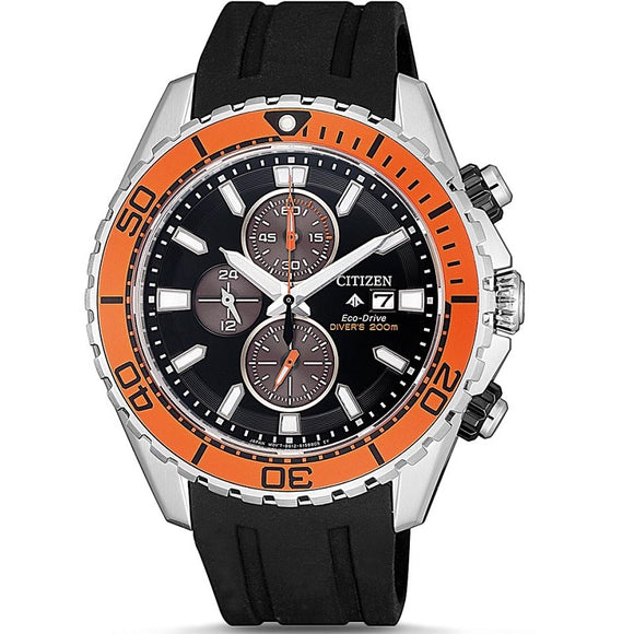 Citizen Gents Eco-Drive Promaster Chronograph 200M Water Resist