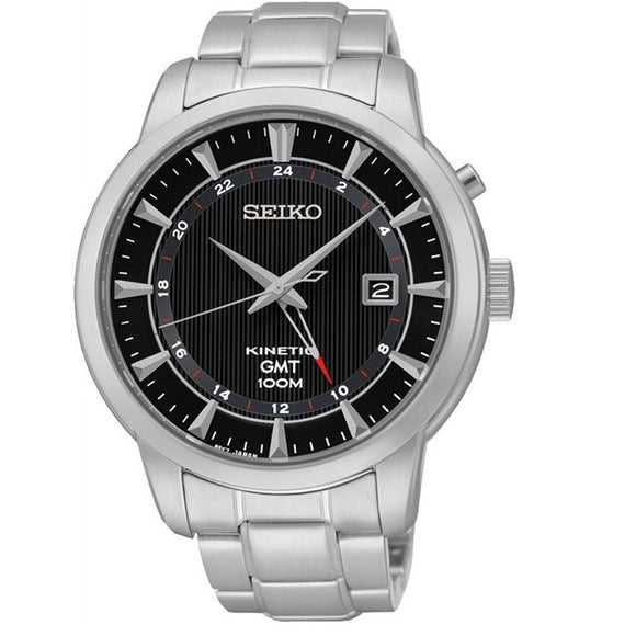 Seiko Kinetic Mens 100M Water Resistant