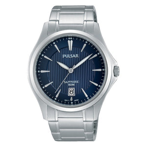 Pulsar 50M Dress Watch Sapphire Crystal