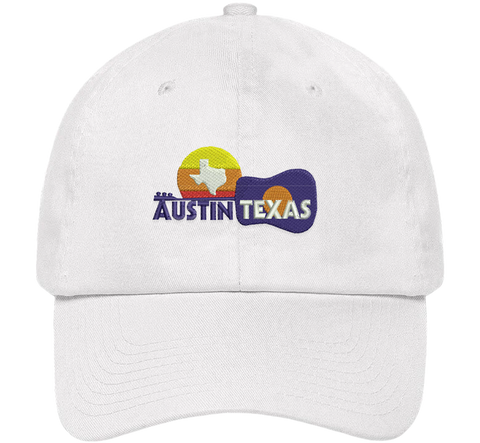 Austin Texas Dad Hat - Texas Pride Hats - HatHub