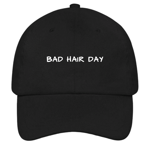 Bad Hair Day Dad Hat | HatHub