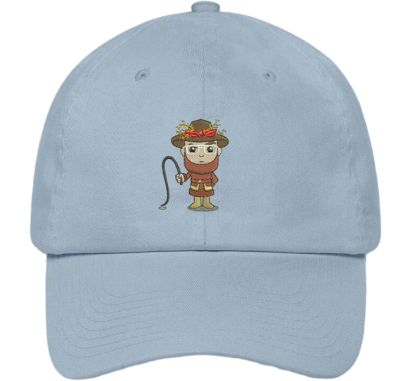 Belsnickel Dad Hat - The Office Hats - HatHub