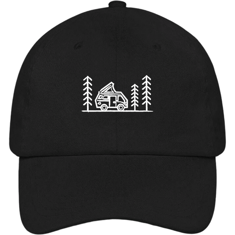 Camper Van Dad Hat
