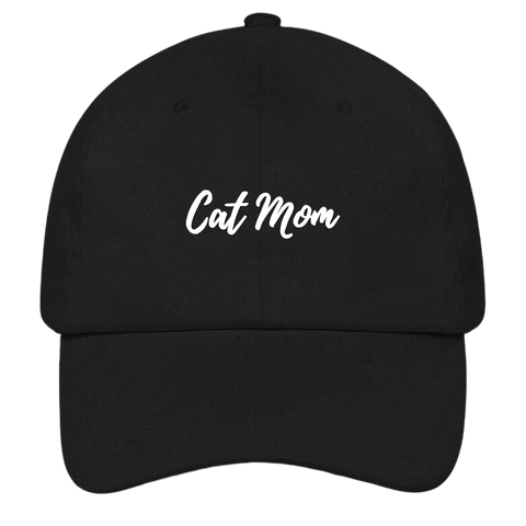 Cat Mom Dad Hat | HatHub