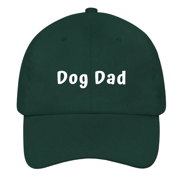 Dog Dad Dad Hat | HatHub