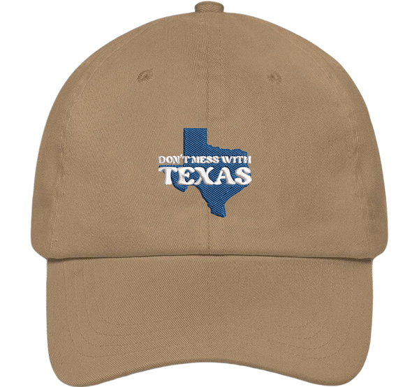 Don't Mess With Texas Dad Hat