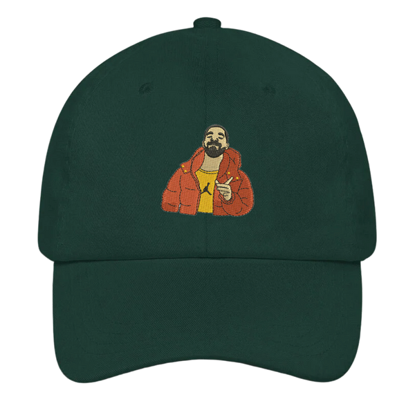 Drake Hotline Bling Yah Dad Hat | HatHub