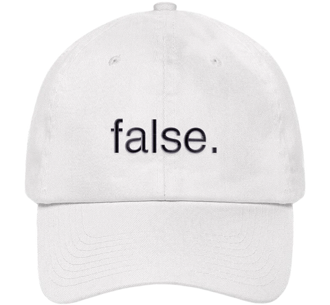 False Hat - The Office Dad Hat - HatHub
