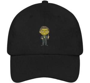 Goldenface Dad Hat - The Office Hats - HatHub
