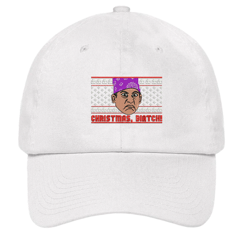 Prison Mike Christmas Dad Hat