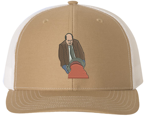 Kevin's Famous Chili Trucker Hat - The Office Hats - HatHub