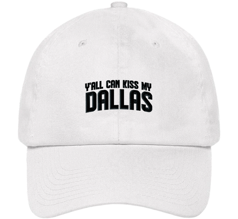 Kiss My Dallas Dad Hat