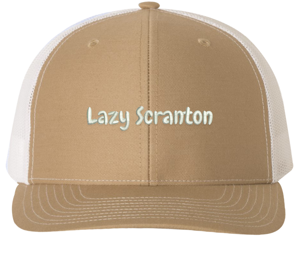 Lazy Scranton Trucker Hat - The Office Hats - HatHub