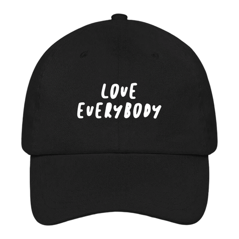 Love Everybody Dad Hat
