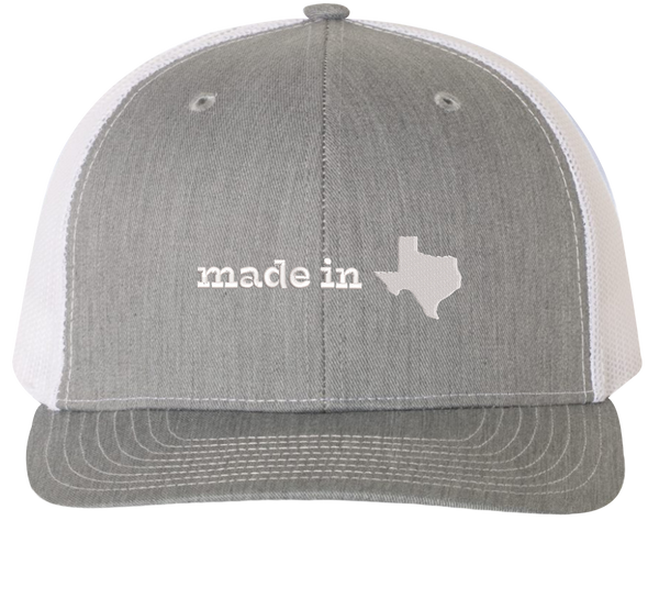 Made In Texas Trucker Hat