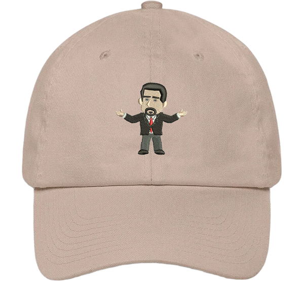 Michael Klump Dad Hat - The Office Hats - HatHub