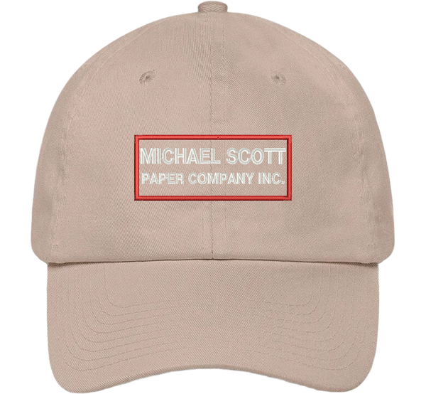 Michael Scott Paper Company Dad Hat -  The Office Hats - HatHub