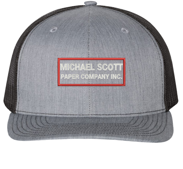 Michael Scott Paper Company Trucker Hat -  The Office Hats - HatHub