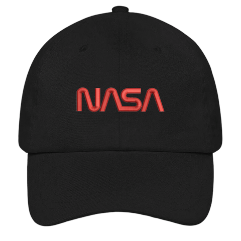 NASA Symbol Dad Hat