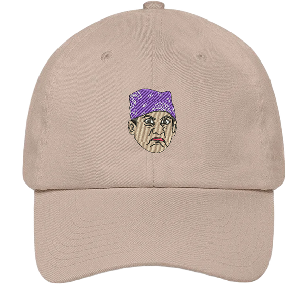 Prison Mike Dad Hat - The Office Hats - HatHub