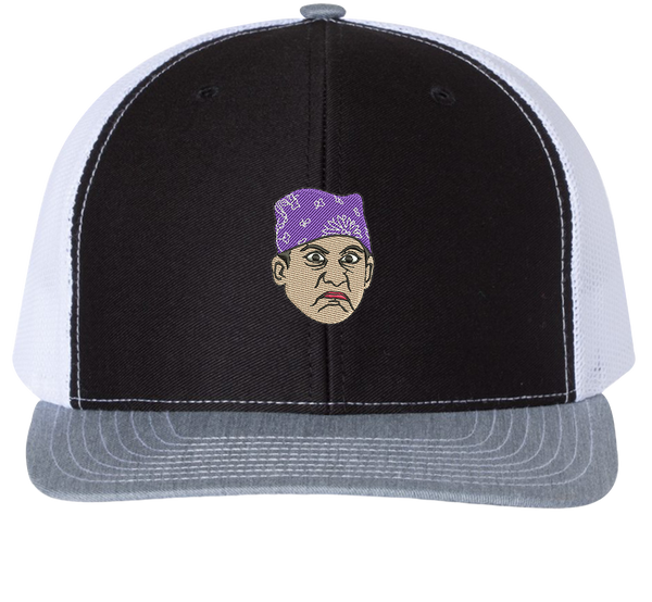 Prison Mike Trucker Hat - The Office Hats - HatHub