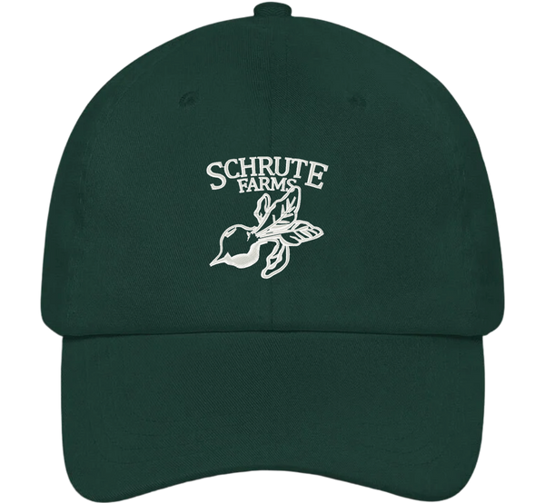 Schrute Farms Dad Hat - The Office Hats - HatHub