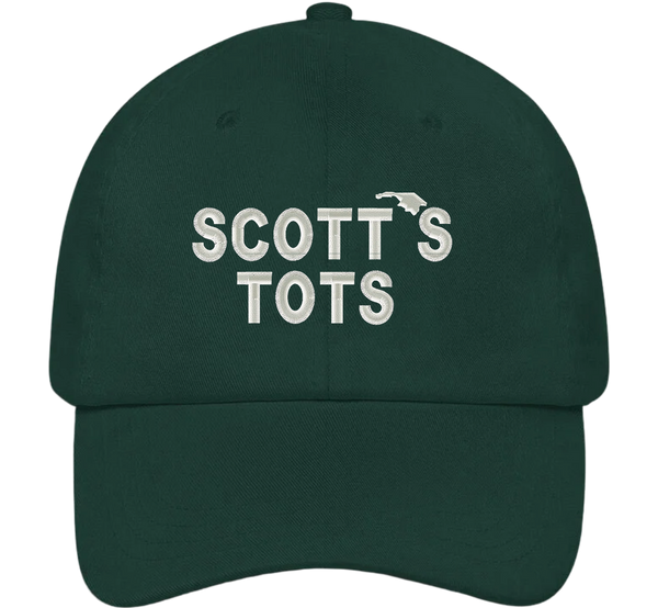 Scott's Tots Dad Hat - The Office Hats - HatHub