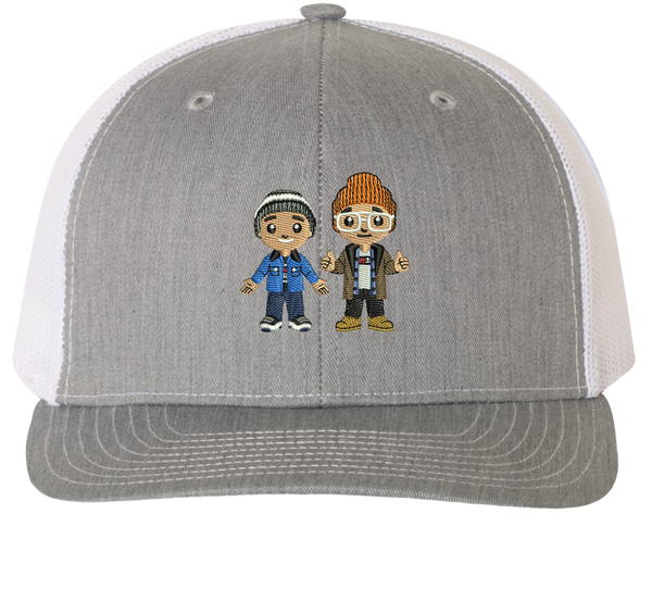 Scranton Boys Trucker Hat - The Office Hats - HatHub